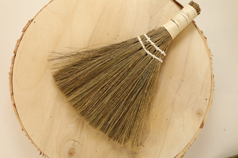 Straw Broom - Medium
