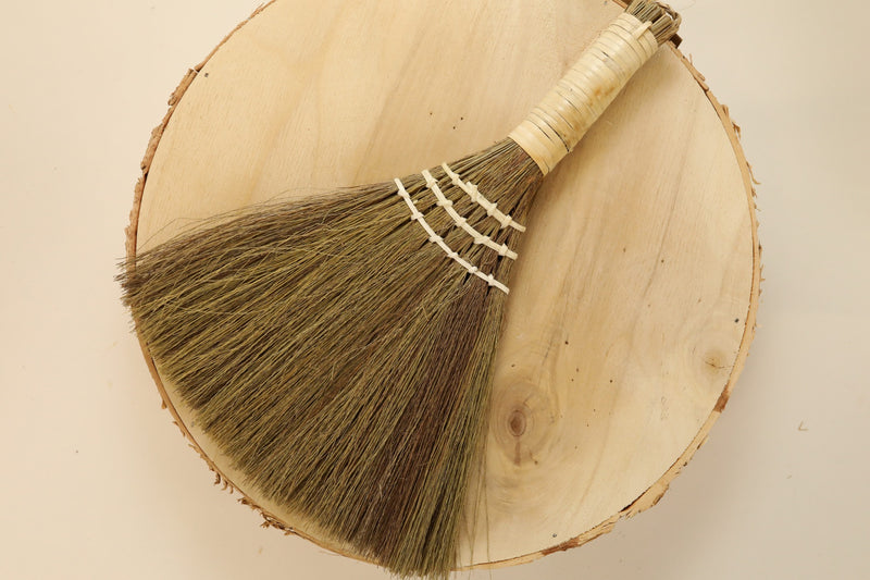 Straw Broom - Large