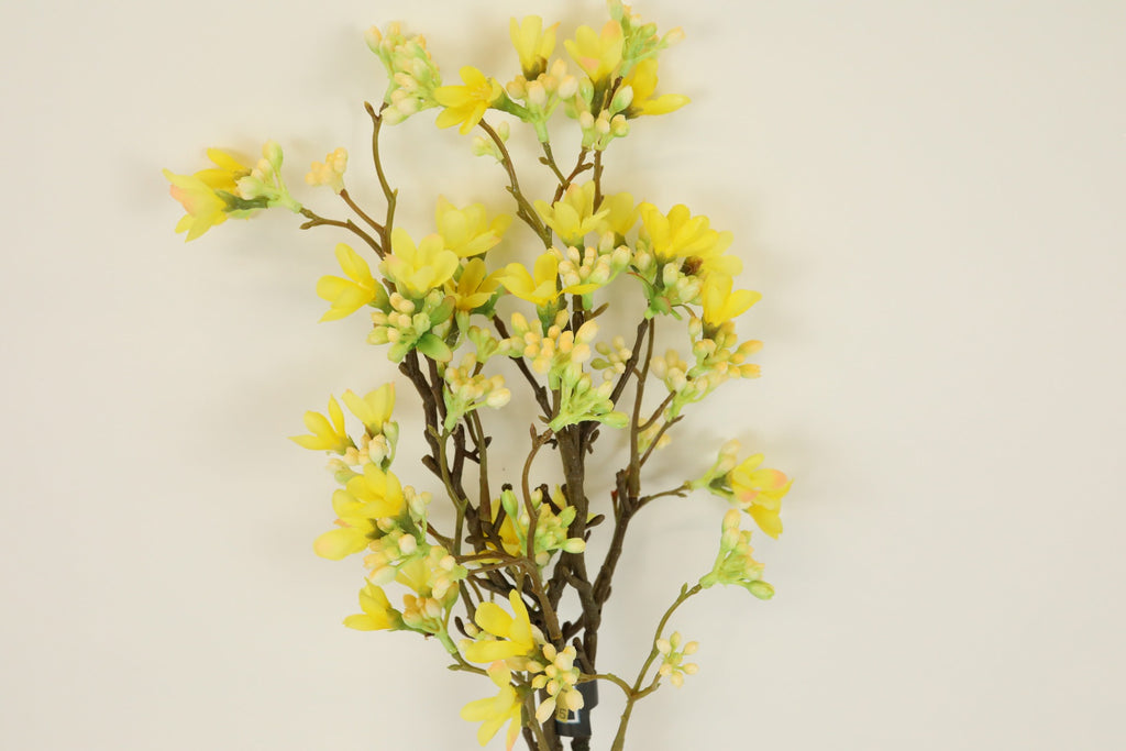 Seven Sons Bouquet - Yellow 19""