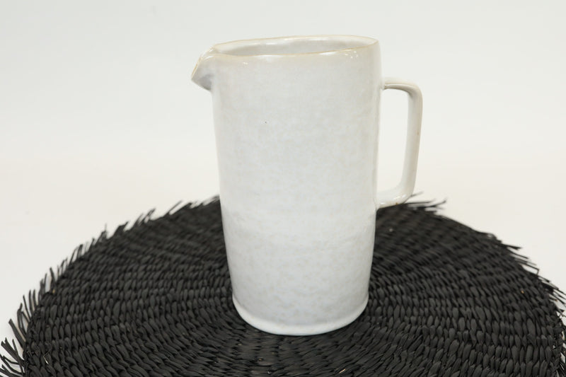 Stoneware Pitcher- Mineral Washed Collection