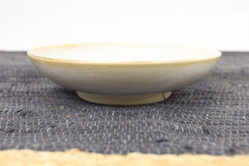 Stoneware Shallow Bowl - Carrie Collection