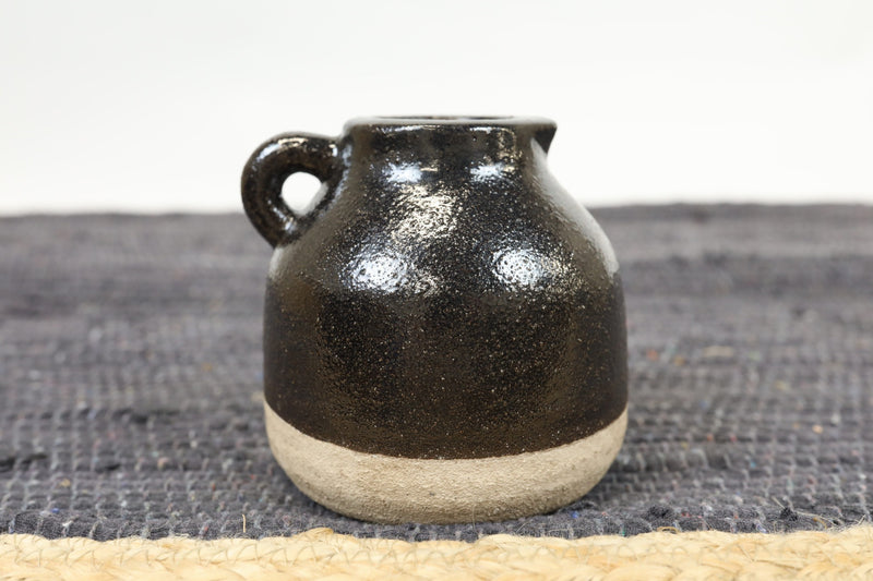 Artisan Clay Pitcher - Small