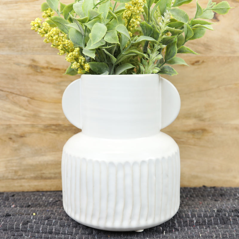 Contemporary Blanc Vase - XL