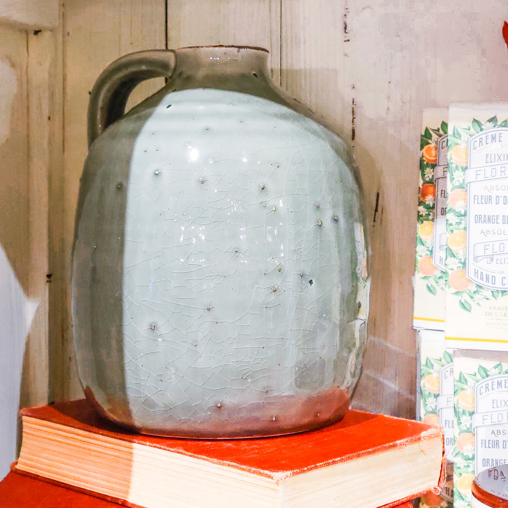 Antique Ceramic Jugs - 3 Sizes