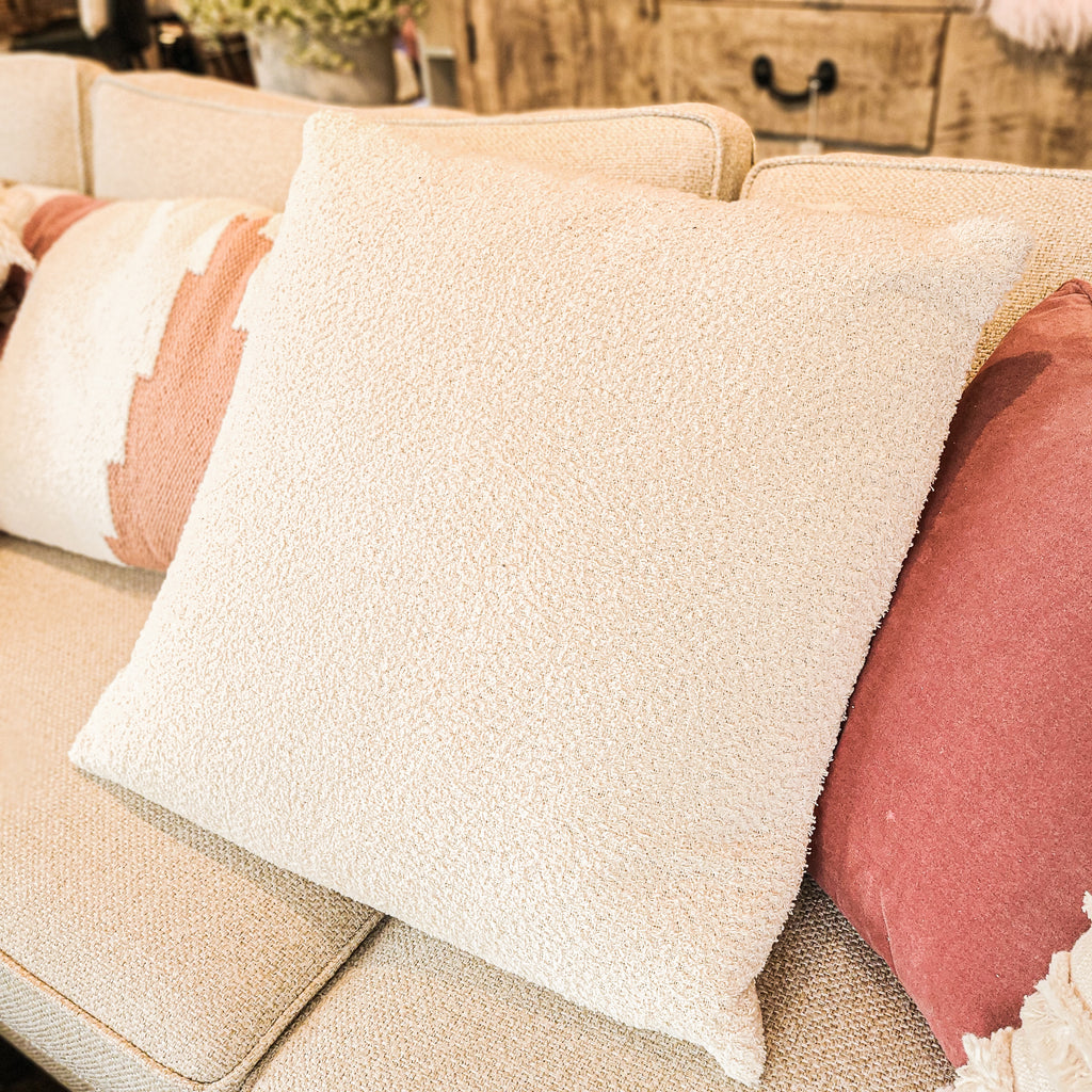 Woven Cotton Pillow