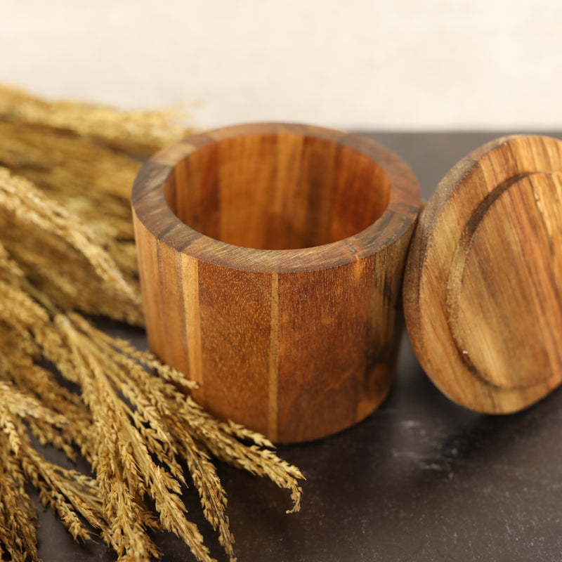 Acacia Wood - Pinch Pot