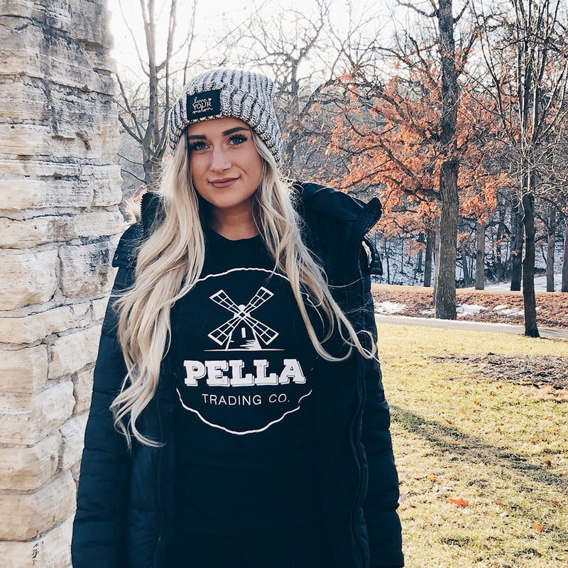 Pella Trading Co. - Crew Neck T-Shirt