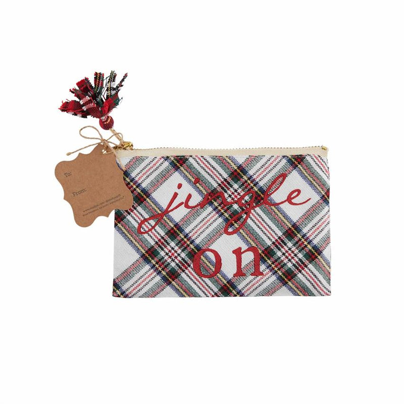Gift Pouch - Jingle On
