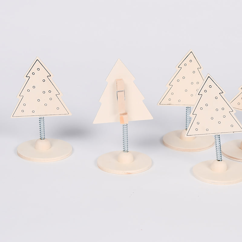 Christmas Tree Card Holders