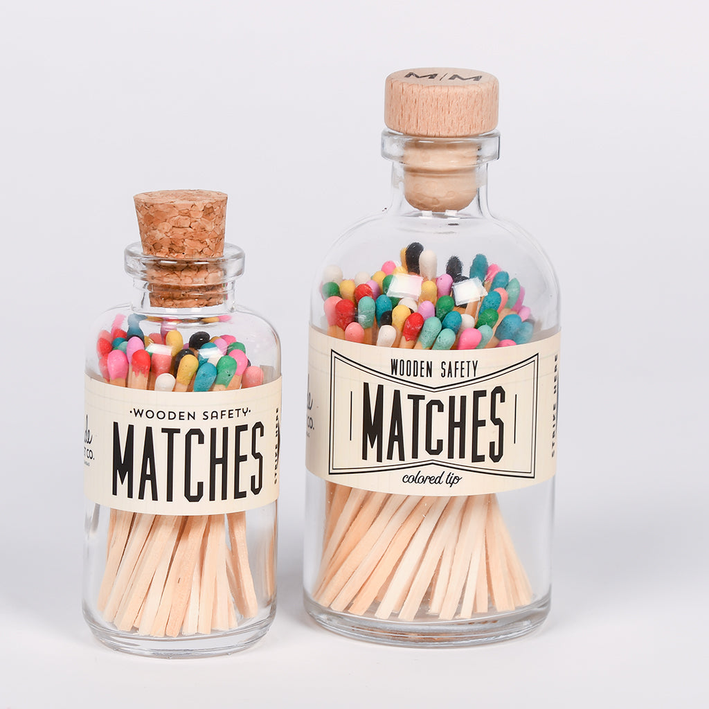 Apothecary Matches - Variety