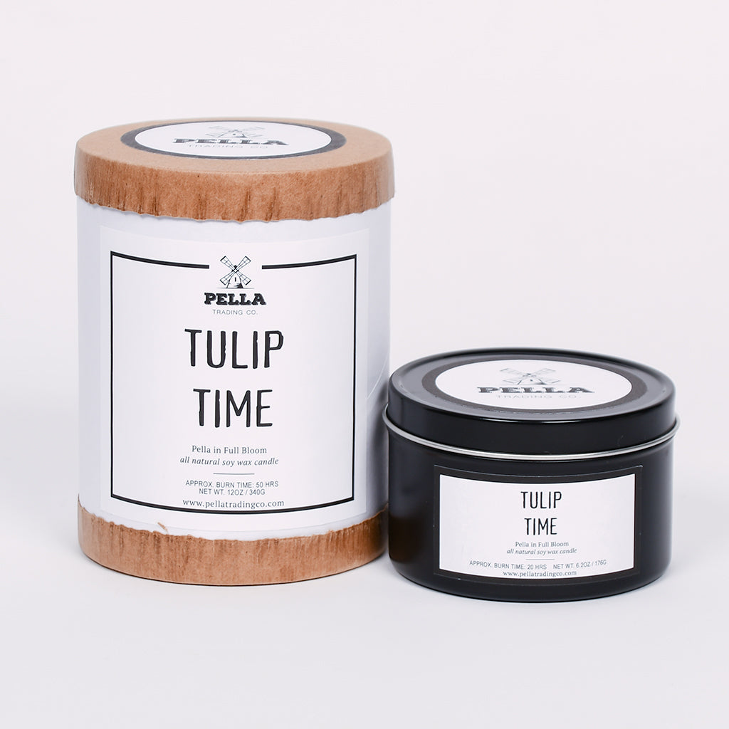 Pella Trading Co. - Tulip Time