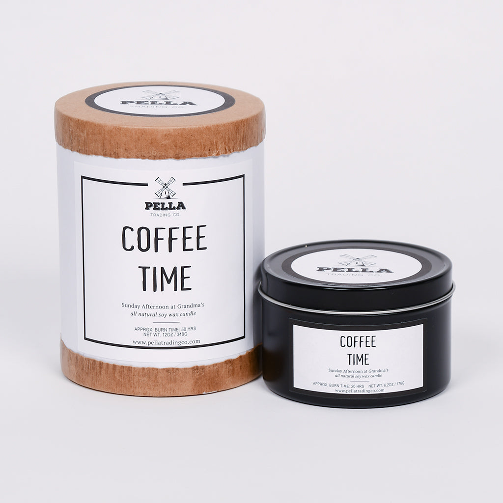 Pella Trading Co. - Coffee Time