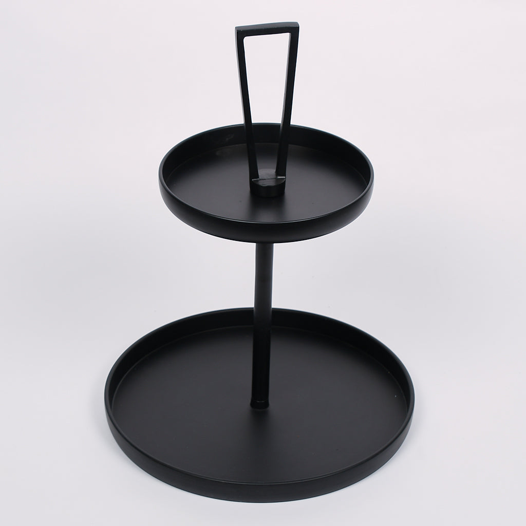 Two Tier Metal Stand