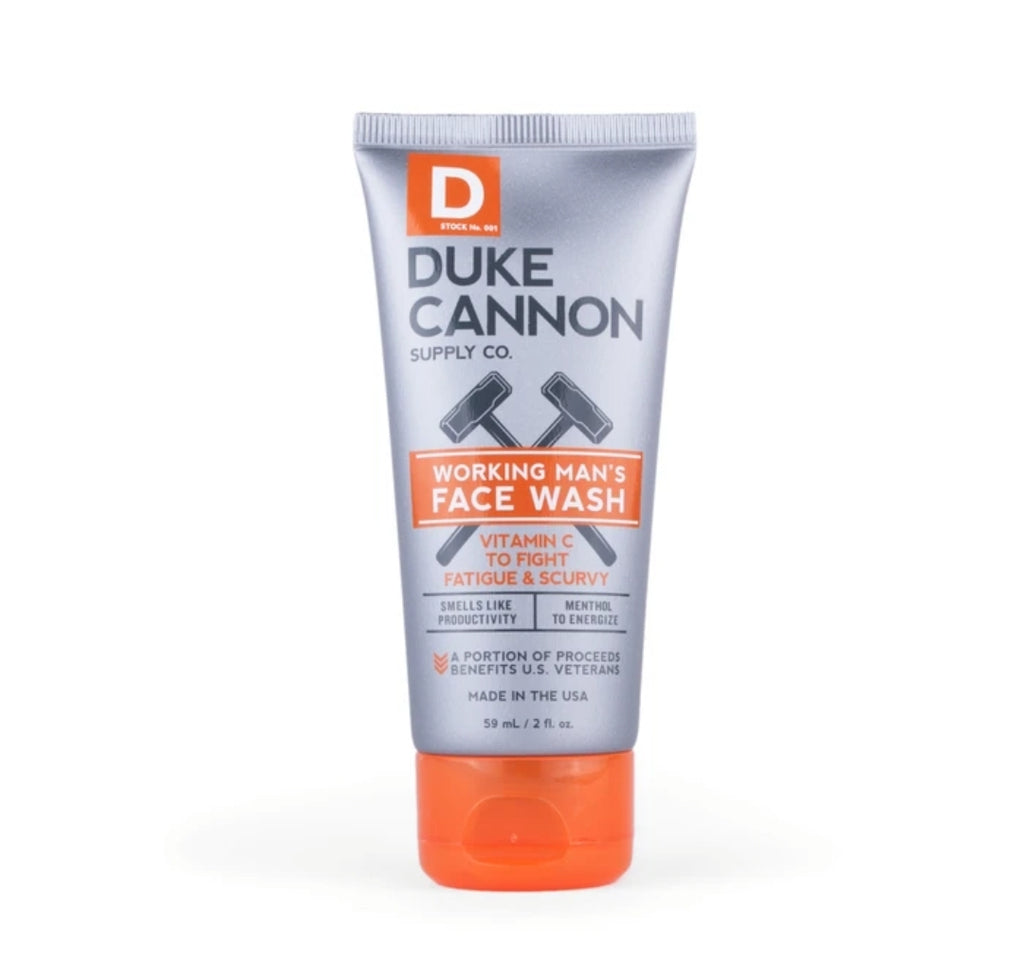 Travel Size Face Wash