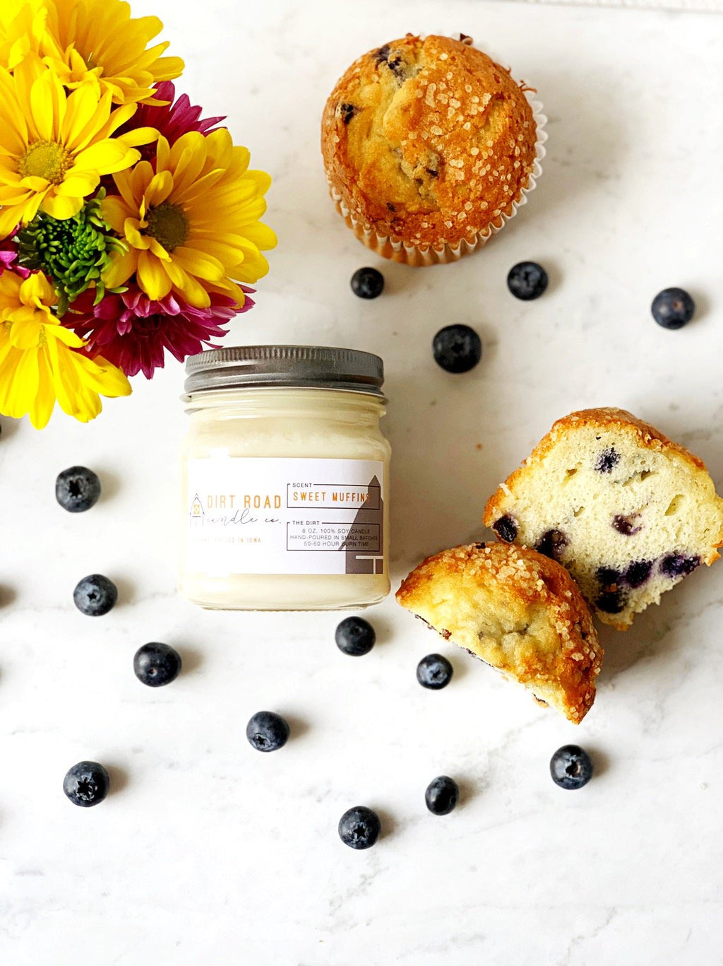 Sweet Muffins - 8 oz Candle