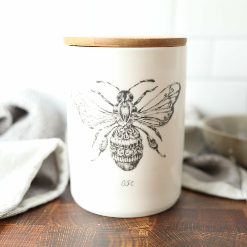 Bumble Bee Canister