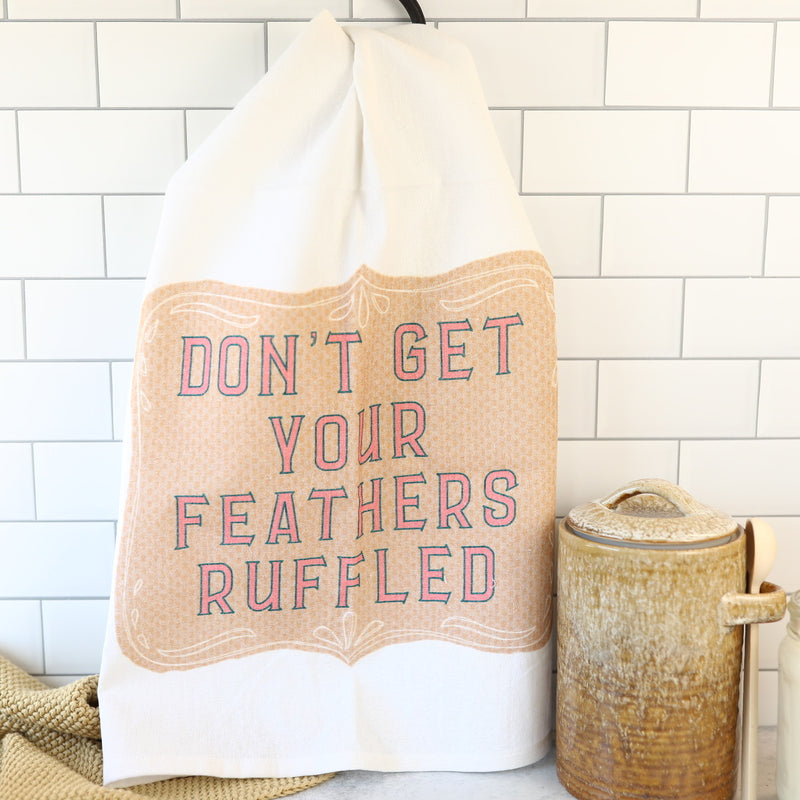 Retro Dish Towels - 3 Styles