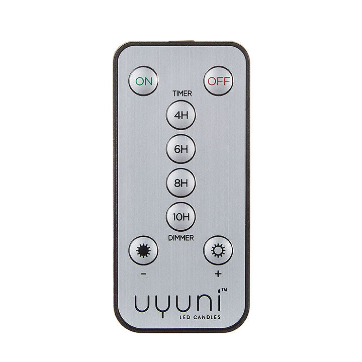 Faux Flame Candle Remote