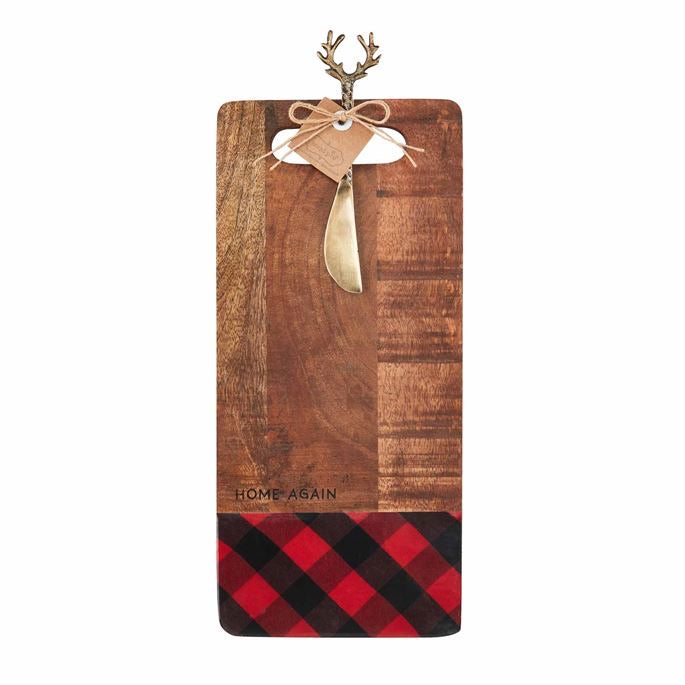 Home again cutting board