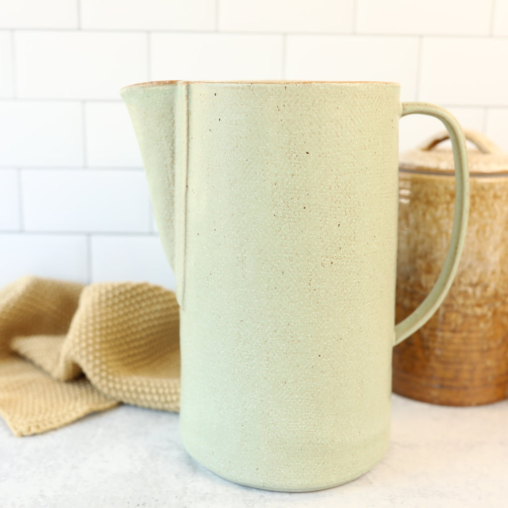 Mint Pitcher