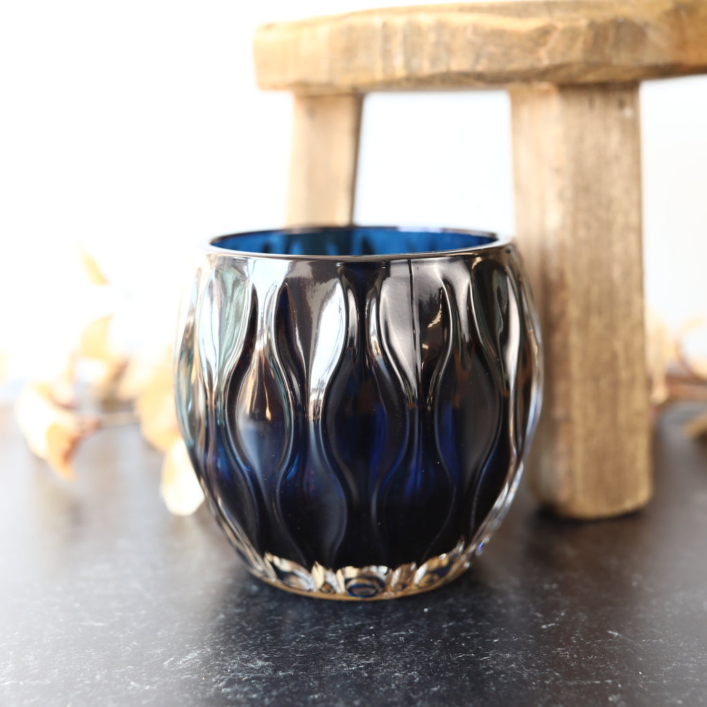 Blue Hue Votives
