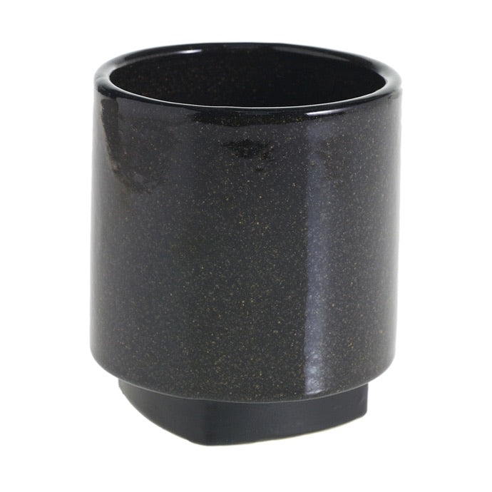 Croix Pot in Black - Medium