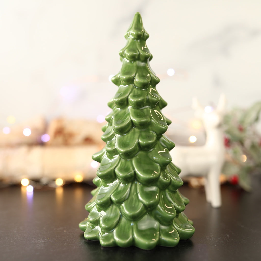 Ceramic Green Tree - Large - 2 Colors