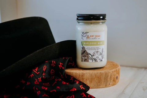 Lake Red Rock Camp Site - 10 oz Candle
