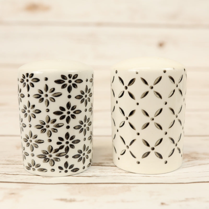 Modern Scandinavian Collection - Salt and Pepper Shaker