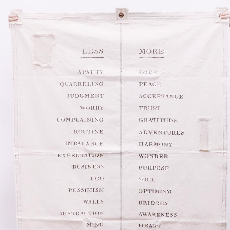 """Less 