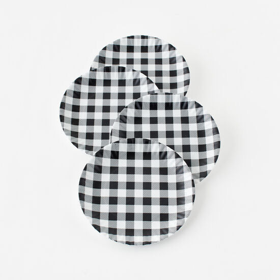 Gingham Collection - Large Plate