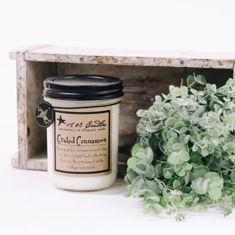1803 Candle - River Birch