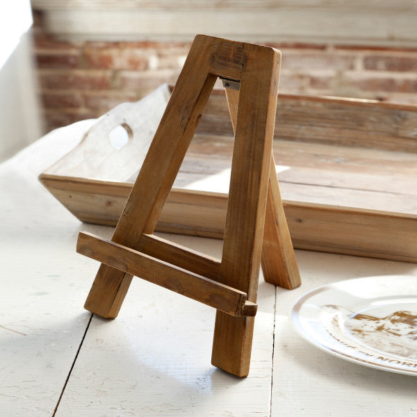 Small Wooden Easel/Stand