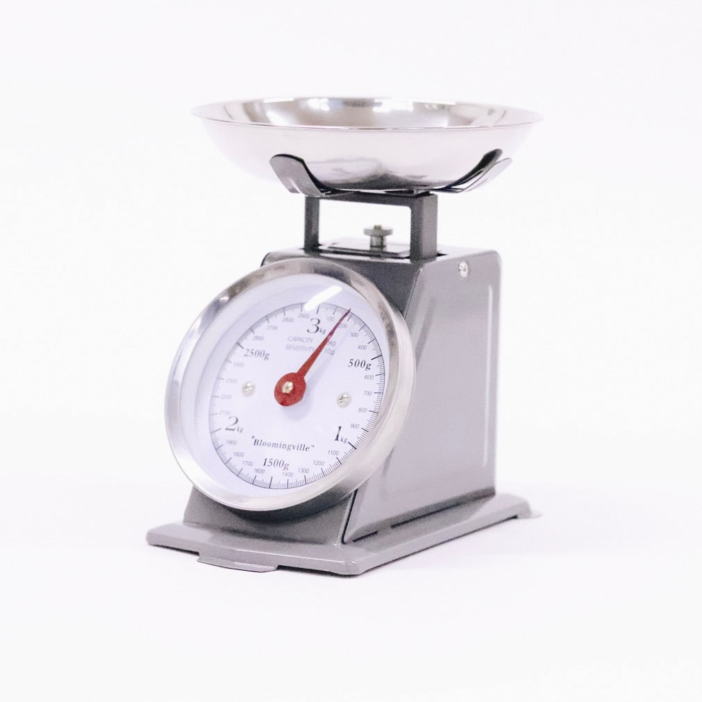 Metal Kitchen Scale