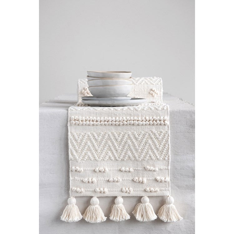 Bohemian Table Runner