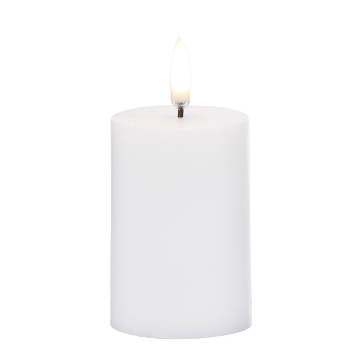 Faux Flame Votive Candle