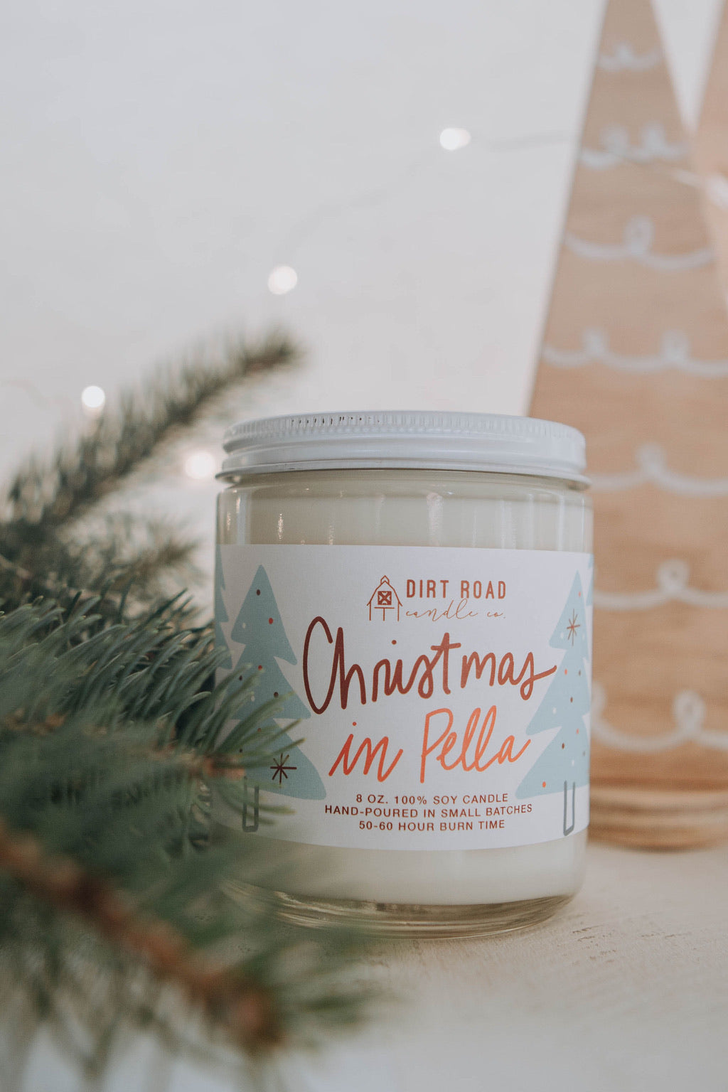Christmas in Pella - 10 oz Candle