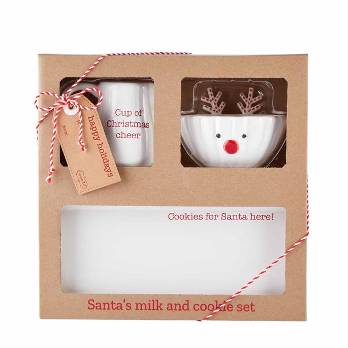 Milk & Cookie Set