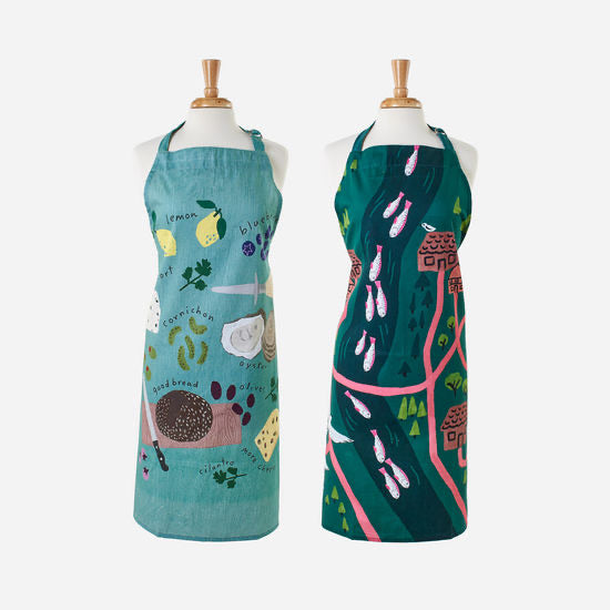 Oyster/Fish Aprons