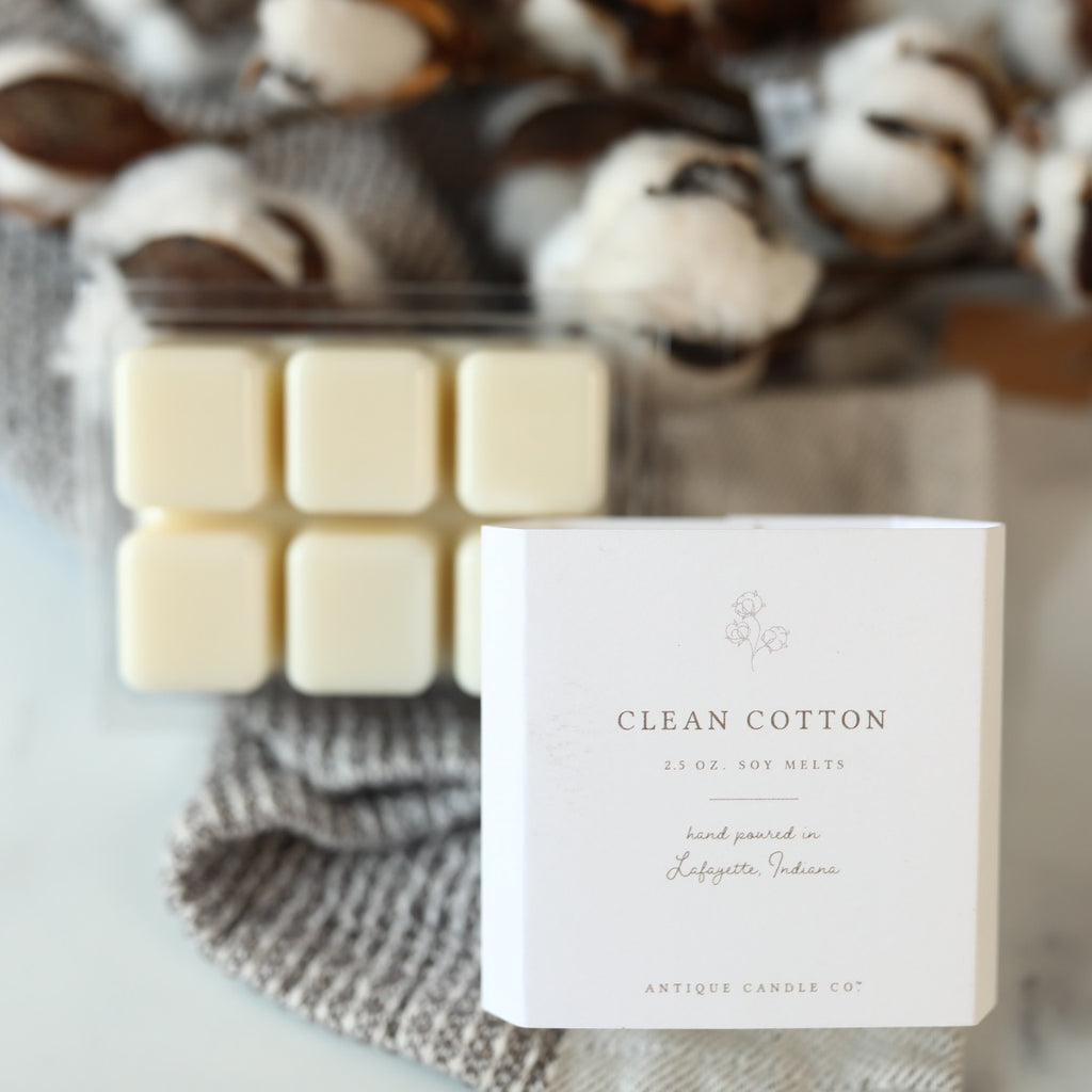 Clean Cotton - Melt
