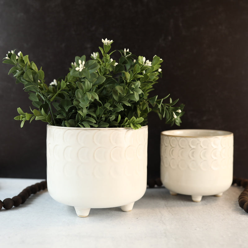 Moon Phased Planter - 2 Sizes