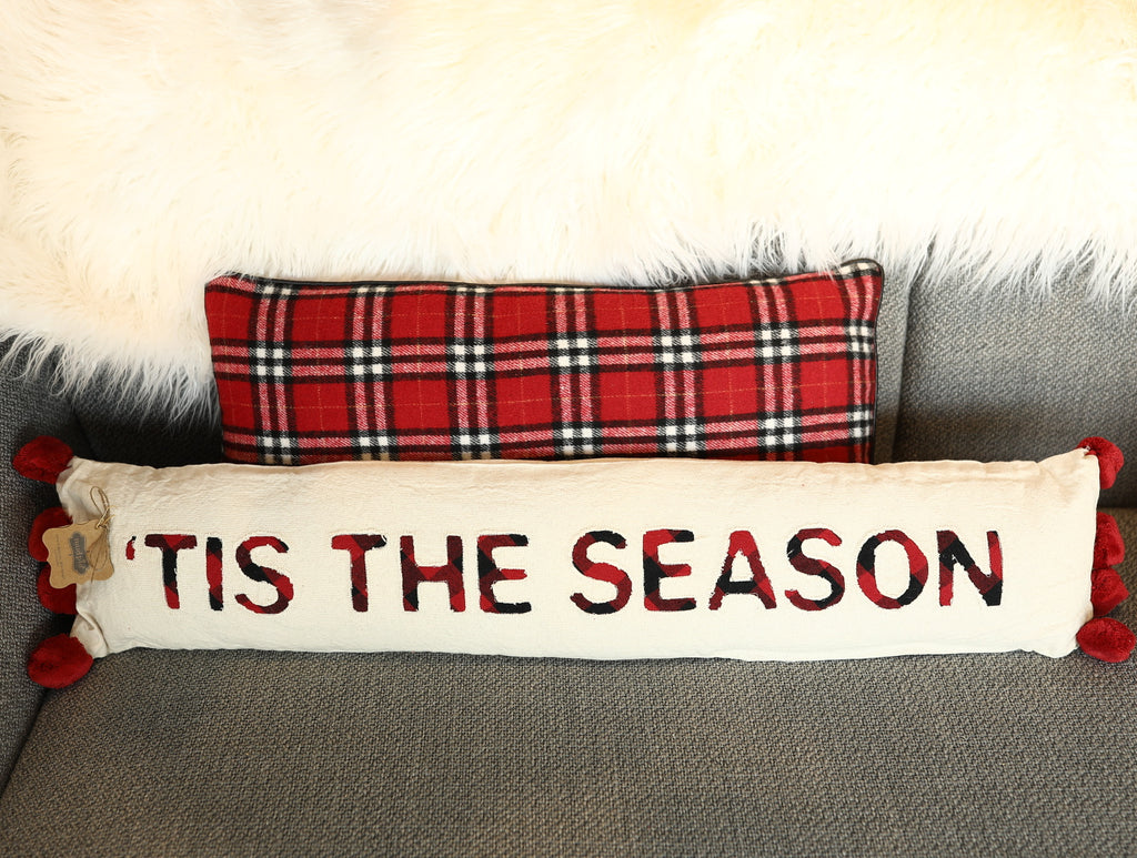 ''Tis the Season Lumbar Pillow