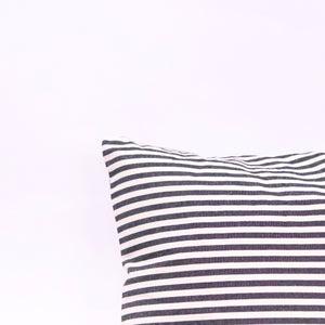 Kara Stripe Pillow - Large Square