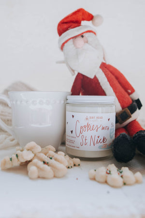 Cookies With St. Nick - 10 oz Candle