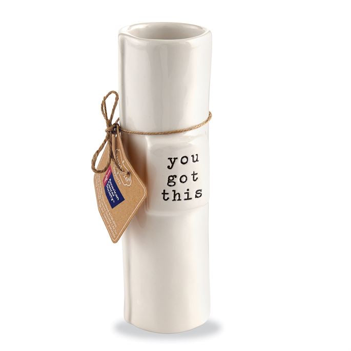 Quote Vase - You Got This