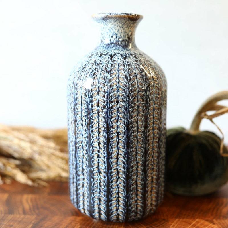 Kelly Blue Collection - Bud Vase - 3 Sizes