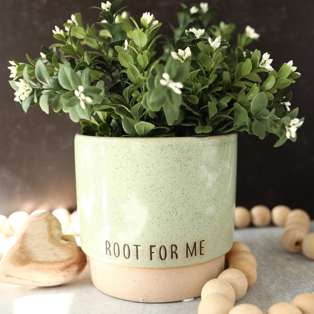 Root for Me Pot