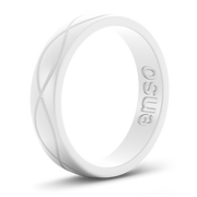 Women's Infinity Silicone Ring