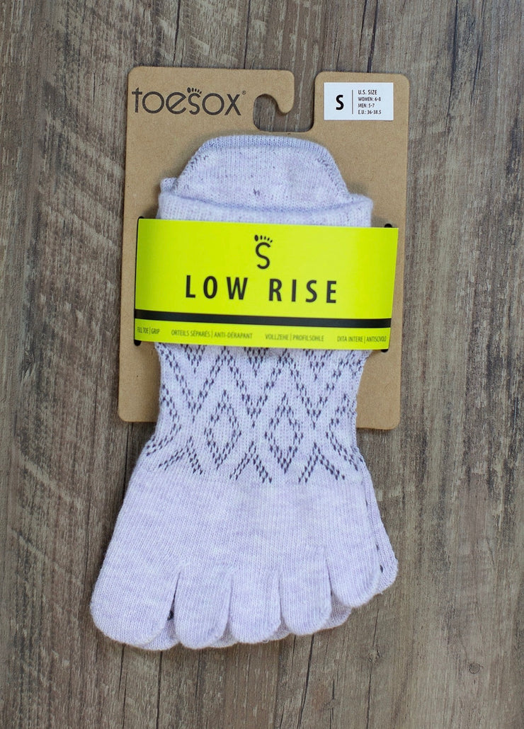 Low Rise Full Toe Grip ToeSox