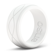Men's Infinity Silicone Ring